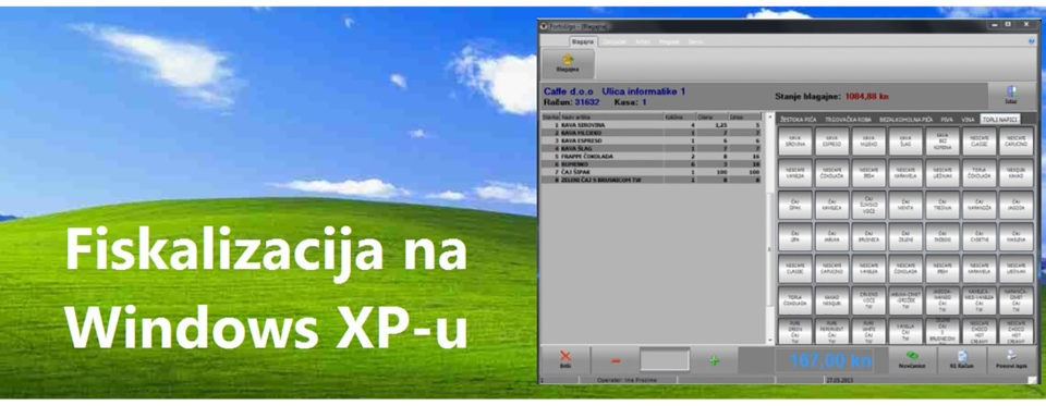 Windows-xp-fiskalizacija