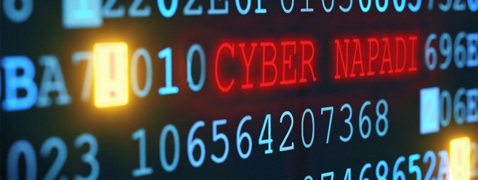 Cyber napadi