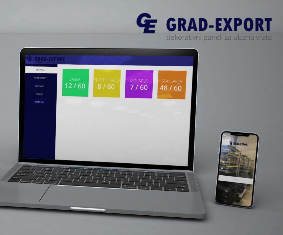 Grad Export